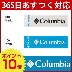 コロンビア JPN CSC ステッカー1 (大サイズ) PU1822JPN CSC Stiker Iシール ロゴ|niche-express