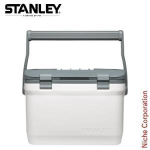 スタンレー クーラーボックス 15.1L ホワイト 01623-026