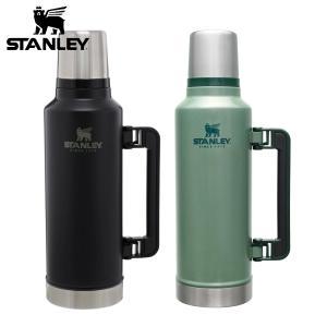 スタンレーを代表するグリップ付のステンレスボトル。 ロゴがリニューアルされ、再登場。  シリーズ中最...