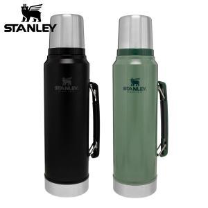 スタンレーの定番商品。ロゴが新しく、リニューアルされました。  真空断熱ステンレスボトルの先駆け的な...