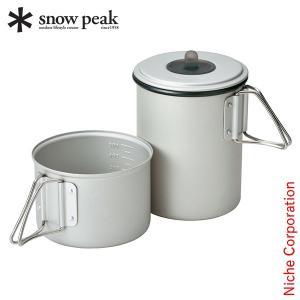 snow peak スノーピーク ソロセット 焚  SCS-004R