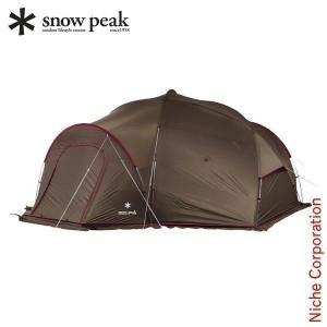 スノーピーク アメニティドームエルフィールド AD-020   キャンプ用品 テント 5人用 6人用|niche-express