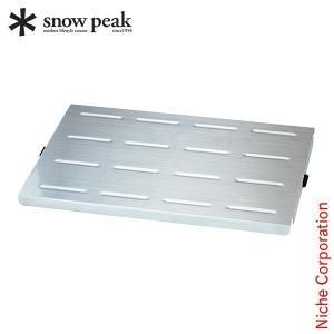 snow peak スノーピーク Myテーブル ステンレス トップ  LV-038