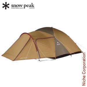 スノーピーク テント アメニティドーム L SDE-003RH キャンプ ドームテント アウトドア|niche-express