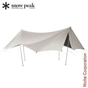 スノーピーク TAKIBI タープ オクタ  TP-430 キャンプ用品|niche-express