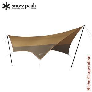 スノーピーク アメニティタープヘキサLセット  TP-851SR キャンプ用品|niche-express