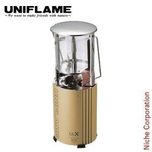 ユニフレーム フォールディングガスランタン UL-X ベージュ  620120 キャンプ用品|niche-express