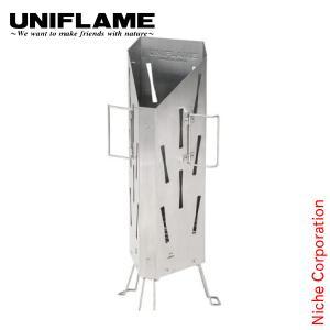ユニフレーム 焚き火 UFファイアポット キャンプ 焚火|niche-express