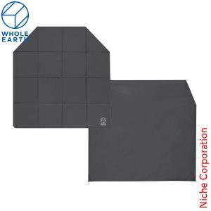 ホールアース EARTH HALF KUCHEN GROUNDSHEET + MAT SET WE23DG61-92|niche-express