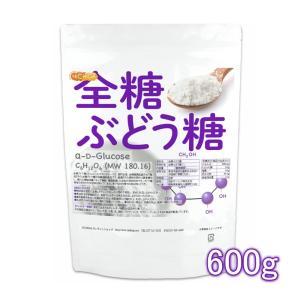全糖ブドウ糖 600g 【メール便専用品】【送料無料】 グルコース 栄養補助食品 国内生産品 [01] NICHIGA(ニチガ)|nichiga