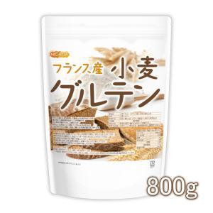 小麦グルテン(フランス産) 800g 【メール便専用品】【送料無料】 活性小麦たん白 遺伝子組み換え不使用 [01] NICHIGA(ニチガ)|nichiga