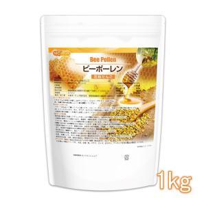ビーポーレン(花粉だんご) 1kg(計量スプーン付) 【送料無料】 花粉荷 天然の栄養食品 [02] nichiga