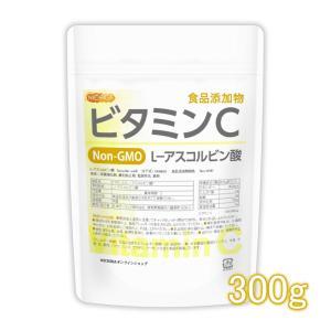 ビタミンC 300g(計量スプーン付) 【メール便専用品】【送料無料】 L−アスコルビン酸 [01]
