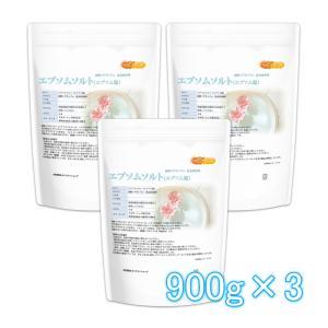 エプソムソルト 900g×3袋 硫酸マグネシウム 食品添加物 [02] NICHIGA ニチガ|nichiga