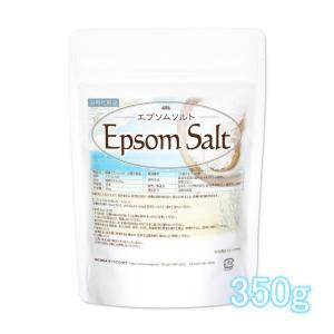 エプソムソルト 浴用化粧品 350g 【メール便専用品】【送料無料】 国産原料 EpsomSalt [01] NICHIGA ニチガ|nichiga