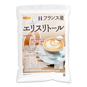 フランス産 エリスリトール 4kg 遺伝子組替え原料不使用品 カロリーゼロ 希少糖 糖質制限 天然甘味料 [02] nichiga 02