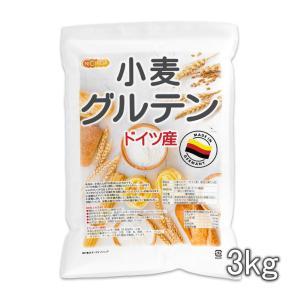 小麦グルテン 3kg 活性小麦たん白 [02] NICHIGA(ニチガ)|nichiga