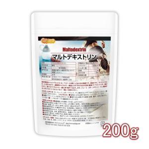 マルトデキストリン 200g 【メール便専用品】【送料無料】 国内製造品 [01] NICHIGA ニチガ|nichiga