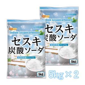 セスキ炭酸ソーダ 5kg×2袋 アルカリ洗浄剤 [02] NICHIGA ニチガ|nichiga