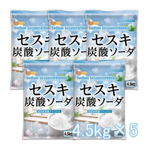 セスキ炭酸ソーダ 5kg×5袋 【送料無料】 アルカリ洗浄剤 [02]|nichiga