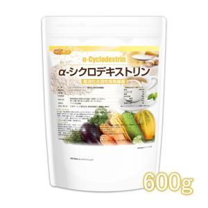 α-シクロデキストリン 600g(計量スプーン付) 難消化水溶性食物繊維 [02] NICHIGAニチガ|nichiga