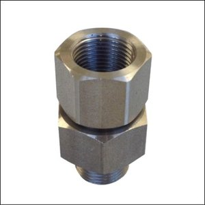 高圧洗浄機用 スイベル 3/8M×3/8F ステンレス製|nichikurashop|02
