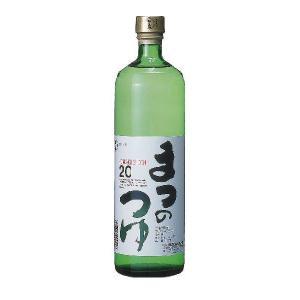 松の露(まつのつゆ)芋焼酎 20度 900ml|nichinan-tv