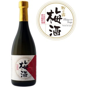 松の露 梅酒 12度 720ml 完熟南高梅と本格芋焼酎を使用 まつのつゆ|nichinan-tv