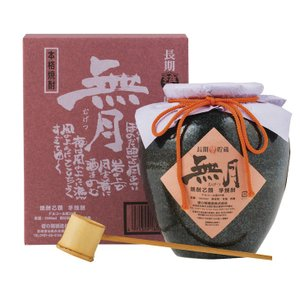 無月(芋焼酎)甕壷25度 1800ml|nichinan-tv
