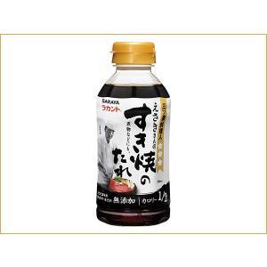 ラカント すき焼きのたれ 300ml【常温】 ニチレイフーズ|nichireifoods