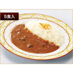 ニチレイ レストランユース ビーフカレー辛口 5食【常温】|nichireifoods