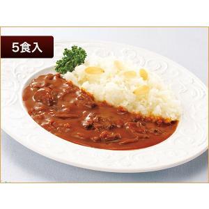 ニチレイ レストランユース ハッシュドビーフ 5食【常温】|nichireifoods