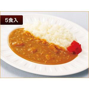 ニチレイ レストランユース チキンカレー 5食【常温】|nichireifoods