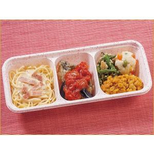 ウーディッシュ カルボナーラと白身魚のトマトソース【冷凍】ニチレイフーズ nichireifoods