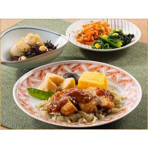気くばり御膳 鶏もも肉の味噌焼きセット【冷凍】 ニチレイフーズ nichireifoods