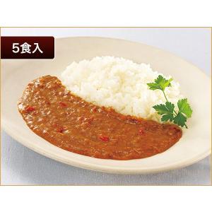 ニチレイ レストランユース キーマカレー 5食【常温】|nichireifoods