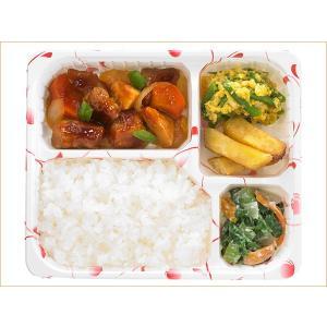 キッセイゆめの食卓 黒酢の酢豚弁当【冷凍】 ニチレイフーズ|nichireifoods