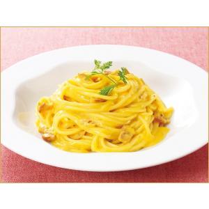 ニチレイ レストランユース【RU】 カルボナーラ 4食【常温】|nichireifoods