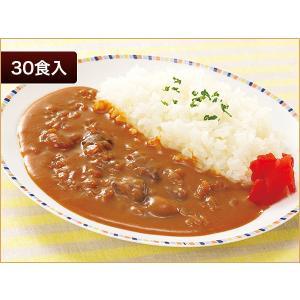 ニチレイ レストランユース ビーフカレー甘口 30食【常温】|nichireifoods