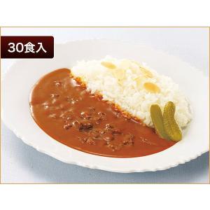 ニチレイ レストランユース ビーフカレー中辛 30食【常温】|nichireifoods