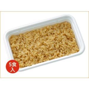 ニチレイ 冷凍ごはん もち玄米ごはん(5食)|nichireifoods