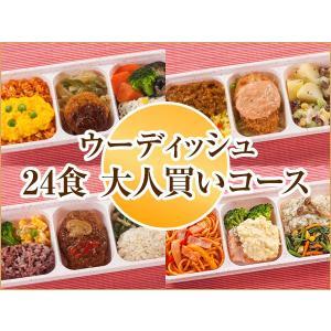 ウーディッシュ 全24品大人買いコース【冷凍】ニチレイフーズ|nichireifoods