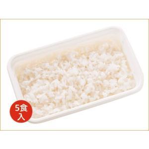 釜炊きごはん(国産米) (5食)【冷凍】 ニチレイフーズ|nichireifoods