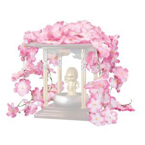 花まつり用 花御堂用 桜屋根かざり|nichirin