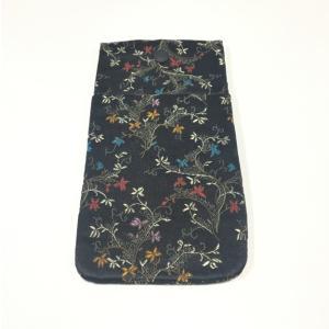 【メール便対応】 数珠袋 タテ型 ポケット付 E|nichirin