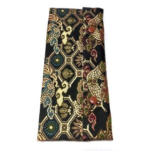 経典カバー 伝統和柄 高級西陣織 京都職人縫製 メール便対応 006 nichirin