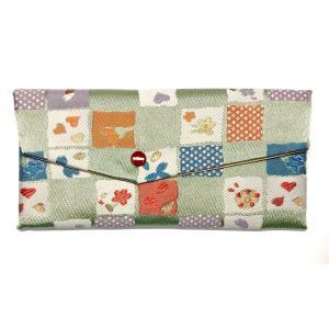 数珠袋 西陣織高級金襴 石畳伝統和柄 メール便対応|nichirin