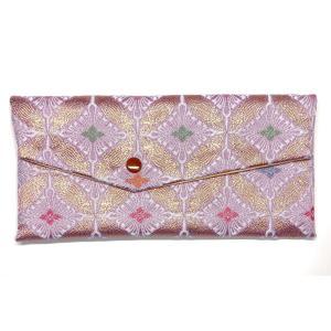 数珠袋 西陣織高級金襴 伝統和柄 メール便対応|nichirin