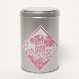 世界一の鬼瓦吽せんべい 24枚入 缶 nichirin