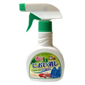 車用 布のにおい消し お気軽に車内スッキリ除菌&消臭 nichirin